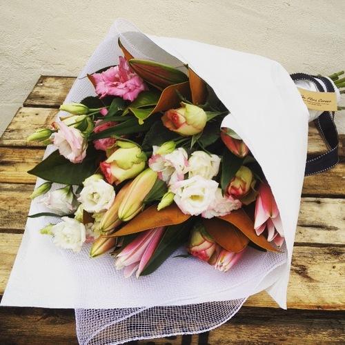 Pink Seasonal Bouquet